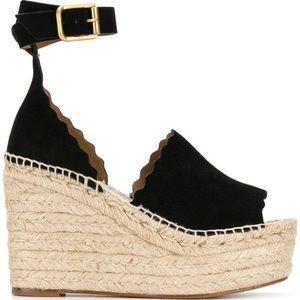 Chloé sandals/ LUXURY CLOSET